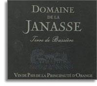 2007 Domaine de la Janasse Vin de Pays Principaute d'Orange Terre de Bussiere