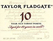 NV Taylor Fladgate Tawny Port 10 Year Old