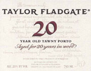 NV Taylor Fladgate Tawny Port 20 Year Old