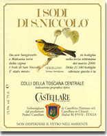 1997 Castellare Di Castellina I Sodi Di San Niccolo Toscano Rosso