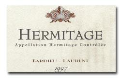 2010 Tardieu-Laurent Hermitage
