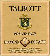2011 Talbott Vineyards Chardonnay Diamond T Estate Monterey County
