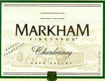 2011 Markham Vineyards Chardonnay Barrel Fermented