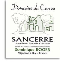 2011 Domaine Du Carrou Sancerre