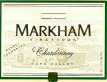 2013 Markham Vineyards Chardonnay Napa Valley