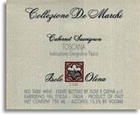 2004 Isole E Olena Cabernet Sauvignon Collezione De Marchi