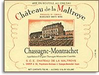 2010 Chateau de la Maltroye Chassagne-Montrachet