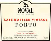 2005 Quinta Do Noval Late Bottled Vintage