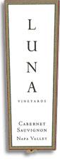 2004 Luna Vineyards Cabernet Sauvignon Napa Valley