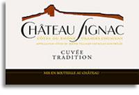 2009 Chateau Signac Cotes Du Rhone Villages Chusclan Cuvee Tradition