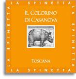 2006 La Spinetta/Giorgio Rivetti Il Colorino Toscana IGT Rosso