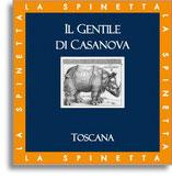 2006 La Spinetta/Giorgio Rivetti Il Gentile Toscana IGT Rosso