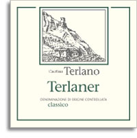 2009 Cantina Terlano Terlaner Classico