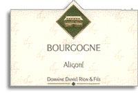 2008 Domaine Daniel Rion Et Fils Bourgogne Aligote Le Petit Rion