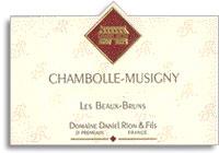 2009 Domaine Daniel Rion et Fils Chambolle Musigny Les Beaux-Bruns