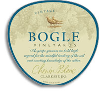 2008 Bogle Vineyards Chenin Blanc California