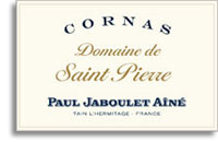 2010 Paul Jaboulet Aine Cornas Domaine de Saint-Pierre