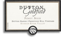 2010 Dutton-Goldfield Pinot Noir Dutton Ranch Freestone Hill Vineyard Russian River Valley