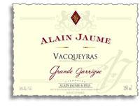 2007 Domaine Grand Veneur / Alain Jaume & Fils Vacqueyras Grande Garrigue
