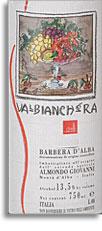 2011 Giovanni Almondo Barbera d'Alba Valbianchera
