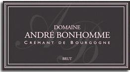 2008 Domaine Andre Bonhomme Cremant De Bourgogne