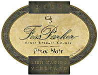 2007 Fess Parker Winery Pinot Noir Bien Nacido Vineyard Santa Maria Valley