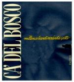 1985 Ca Del Bosco Chardonnay