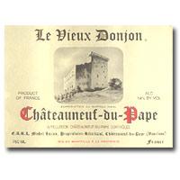 2009 Le Vieux Donjon Chateauneuf-du-Pape