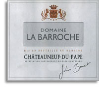 2007 Domaine la Barroche Chateauneuf-du-Pape Signature