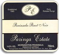 2012 Paringa Pinot Noir Mornington Peninsula