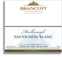 2013 Brancott Estate Sauvignon Blanc Marlborough