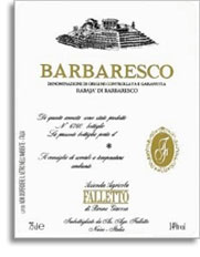 2009 Bruno Giacosa Barbaresco Rabaja
