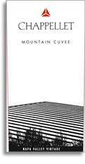 Vv Chappellet Vineyard Cabernet Sauvignon Mountain Cuvee