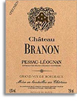 2009 Chateau Branon Pessac-Leognan