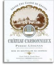 2009 Chateau Carbonnieux Pessac Leognan Blanc