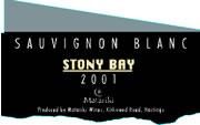 Vv Stony Bay Sauvignon Blanc