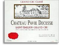 2001 Chateau Pavie Decesse Saint-Emilion