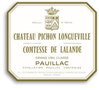 2011 Chateau Pichon Longueville Comtesse De Lalande Pauillac