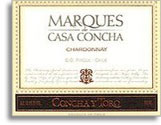 2012 Concha y Toro Chardonnay Marques de Casa Concha Maipo Valley