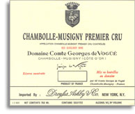 2006 Domaine Comte Georges De Vogue Chambolle Musigny 1er Cru