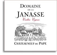 2007 Domaine de la Janasse Chateauneuf-du-Pape Vieilles Vignes