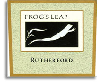 2010 Frog's Leap Winery Cabernet Sauvignon Rutherford