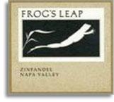2004 Frog's Leap Winery Zinfandel Napa Valley