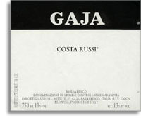 2010 Gaja Barbaresco Costa Russi