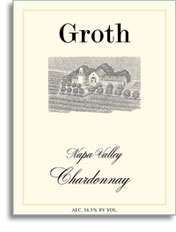 2011 Groth Vineyards & Winery Chardonnay Napa Valley