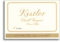 2005 Kistler Vineyards Chardonnay Durell Vineyard Sonoma Coast