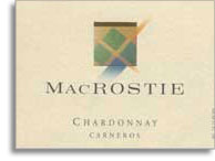 2009 Macrostie Winery Chardonnay Carneros