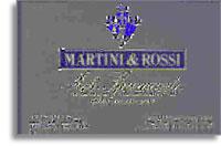 NV Martini & Rossi Asti Spumante