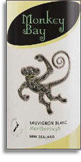 2012 Monkey Bay Sauvignon Blanc Marlborough