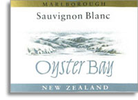 2010 Oyster Bay Wines Sauvignon Blanc Marlborough